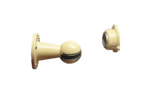 スガツネ工業 (LAMP) ワンタッチドアホルダー M型 アイボリー MI