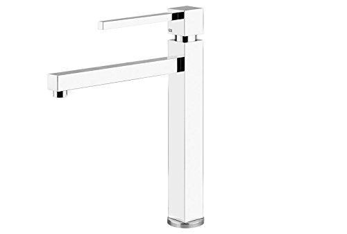 Gessi kitchen taps Quadro Hi Tech single lever kitchen tap 16715