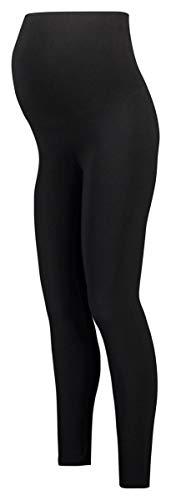 Noppies Damen Legging Havana Umstandsleggings (Black (schwarz), 42/44 (Herstellergröße: XL/XXL))
