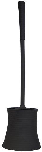 Ridder 22200410 Tower Brosse de WC Polypropylène Noir