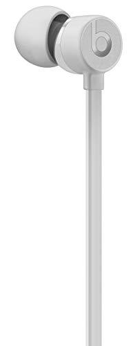urBeats3カナル型イヤホンLightningコネクタ-絡まりにくいフラットケーブル、マグネット式イヤーバッド、マイク/コントロール付き-サテンシルバー