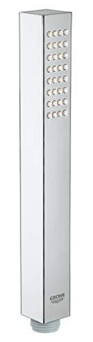 GROHE Euphoria Cube Stick Brausen und Duschsysteme (Handbrause 1 Strahlart, Normalstrahl) chrom, 27698000