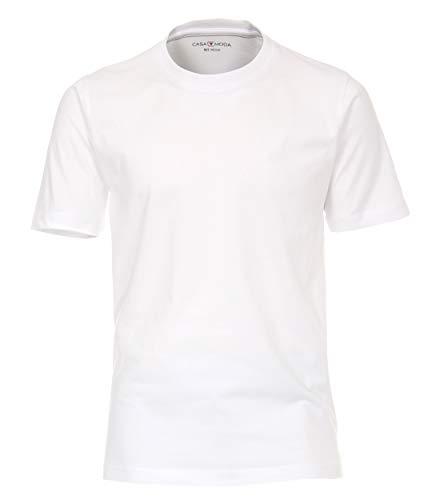 Casamoda Basic Camiseta Azul Oscuro Oversize