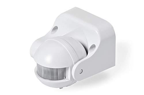Sensore Di Movimento Ad Infrarossi PIR Angolo D'azione Di 180° Crepuscolare 10 M