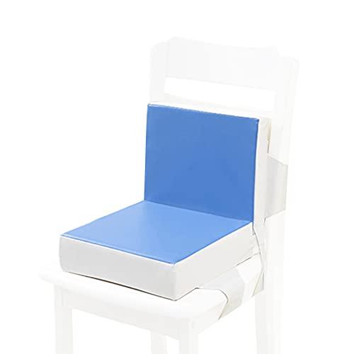 humorous Cojín impermeable para silla de comedor, resistente, ajustable, lavable, cojín para silla de comedor, asiento de bebé con correas