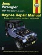 Jeep Wrangler 1987 Thru 2003: All Models