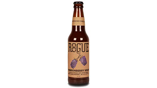 Cerveza Americana Rogue Farms Marionberry sour ale35,5cl pac 6 botellas