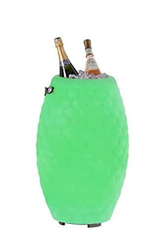 The Joouly 65 Limited - Bluetooth Lautsprecher mit Licht in 9 wechselbaren Farben, per App steuerbar, Getränkekühler, 8.800 mAh Akku (ca. 11 Std. Laufzeit), JOOULYs koppelbar, Mod. 2021