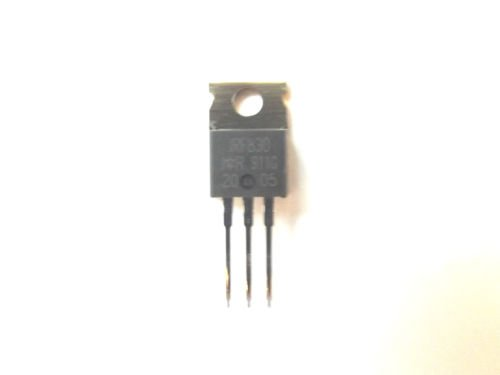 irf830 Trans, MOSFET N-Channel, 500 V 4,5 A 3p to-220ab