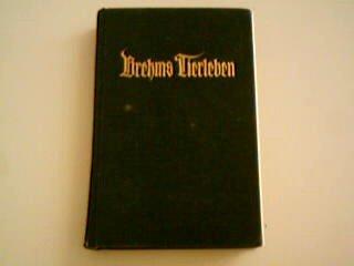 Brehms Tierleben. Nach der zweiten Originalausgabe bearbeitet von Dr. Adolf Meyer. Säugetiere. Band 5. Schleichkatzen, Marder, Bären