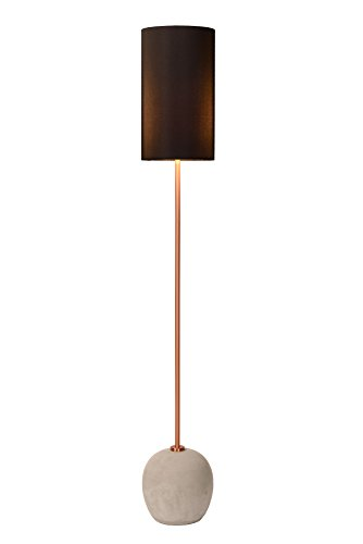 Lucide MIMI - Lampadaire - Ø 20 cm - Cuivre