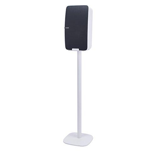 Vebos piedistallo Play 5 gen 2 bianco - verticale - Compatibile con SONOS PLAY 5
