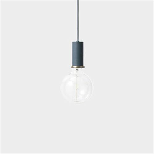 no-branded Luz Pendiente Lámpara Colgante Minimalista Moda, E27 Tubular de Aluminio Luces Pendientes, Restaurante Inicio iluminación de la decoración ZHQHYQHHX