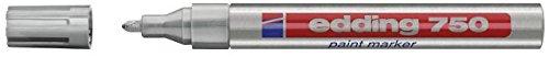 edding Lackmarker 750, 2-4 mm, silber