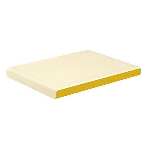 Sunday Memory Foam Mattress. Medium Firm. Queen Size - 60 x 78 x 6 Inch, Off-White