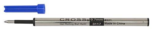 Cross 8521 - Recambio, medio, azul