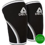 The Delta Strength Knee Sleeves