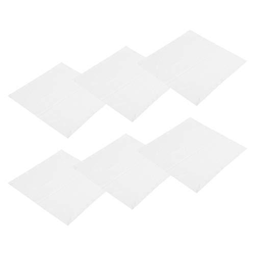 100pcs Limpiador para Salas Blancas 9x9in Wip ‑ Hk509dla Paño Antipolvo de Microfibra de Poliéster Suave Toallitas de Limpieza Industriales