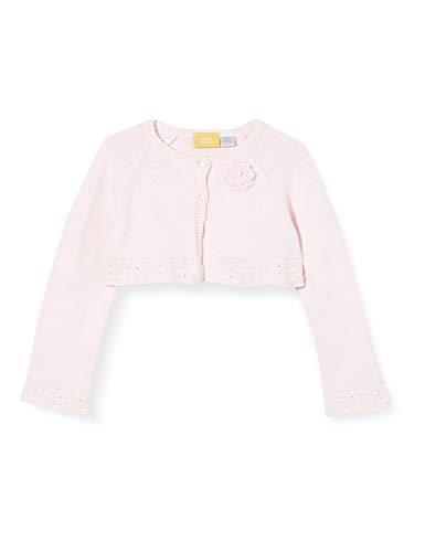 Chicco Baby-Mädchen Cardigan Bimba Strickjacke, Pink (Rosa 011), 86 (Herstellergröße: 086)
