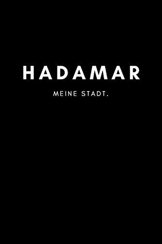 Hadamar: Notizbuch A5 120 Seiten mit Punktraster | Notizbuch, Planer, Notizheft, Schreibblock, Tagebuch, Notebook...