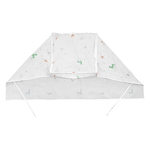 SOLUSTRE Waschmaschine Abdeckung Waschmaschine Trockner Abdeckung Wasserdichte Wäsche Appliance Schutz Abdeckung Fall für Top- Laden Maschine Weiß