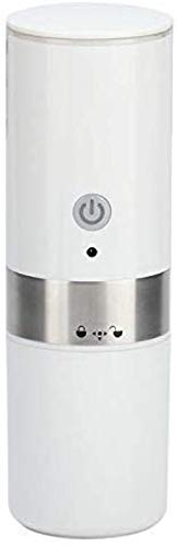 Coffee Machine Household Full-Automatic Coffee Capsule Machine Portable Mini USB Electric Coffee Maker Machine White Portable for Home Office Outdoor