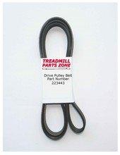 TreadmillPartsZone ProForm Elliptical Model PFEL39052 STRIDESELECT 825 Drive Pulley Belt Part 223443