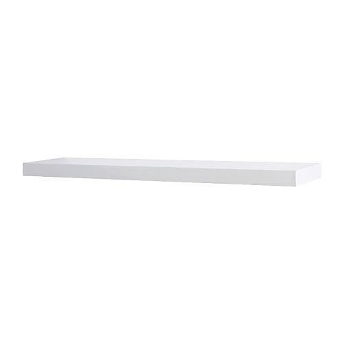 Ikea Lack–Estante de pared (110cm, color blanco