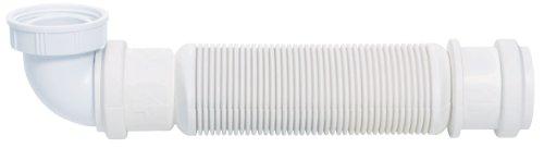 Senzo Sifon Siphon Ultraflach für Möbel Waschbecken Waschtische NW 40 11/2