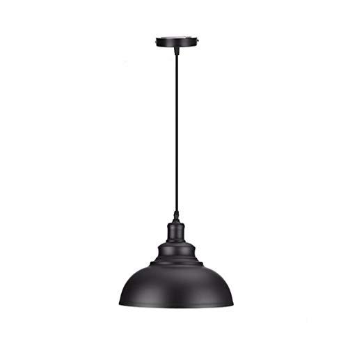 JOYKK Retro plafondlamp rond vintage industrieel ontwerp ijzer vintage licht deco