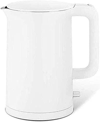NBLD Hervidor eléctrico de Acero Inoxidable para té, electrodomésticos, hervidor eléctrico de Agua de Acero Inoxidable
