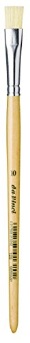 DA VINCI 129 Series Brush, 10, Cinese, setole Yellowish, 19 x 1 x 30 cm