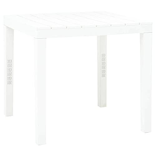 vidaXL Tavolo da Giardino Tavola da Esterni Tavolino per Patio Accessori da Giardino Mobili da...