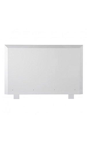 CAMINO A CASA - Cabecero de cama de diseño lacado blanco 180 cm Manhattan