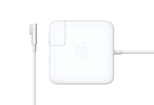 "Apple Alimentatore MagSafe Originale da 60 W per MacBook e MacBook Pro 13 pollici con connettore a ""L"""