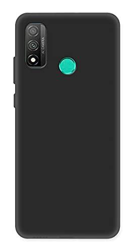 ICOVERI Funda Compatible con Huawei P Smart 2020. Funda Protectora Ultrafina Mate. Carcasa Tacto Suave Antideslizante Antigolpes Anticaidas Compatible con Huawei P Smart 2020. TPU. Color Negro