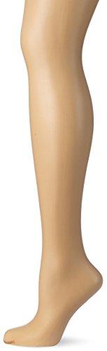 KUNERT MYSTIQUE 5 panty's, elegante panty dames in 5 de look, nylon panty mat & transparant (huidskleur), hoeveelheid: 1 stuk