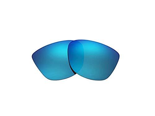 Lentilles de rechange polarisées pour Oakley Reverie OO9362 - Bleu - Medium