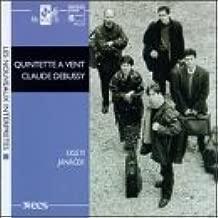 debussy wind quintet