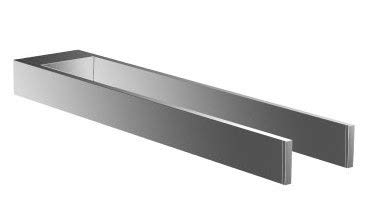Emco Liaison Handtuchhalter, 2-armig, starr, 310 mm, Chrom