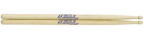 """LA Specials .600"""" - Bacchette da .630"""" con punta in legno"""