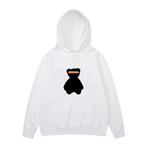 Kpop Merchandise LISA - Sudadera con capucha de algodón estilo LISA para hombre y mujer, Soportar, L