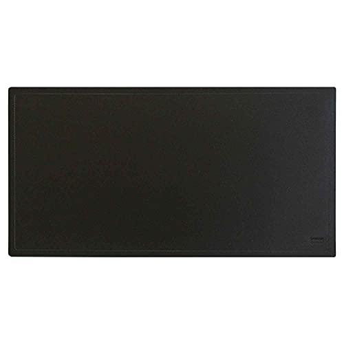 Idena 10545 – sous-Main au Format Pad d'ordinateur, Noir, env. 34 x 65 cm-Accessoire Pratique pour la Maison, Bureau