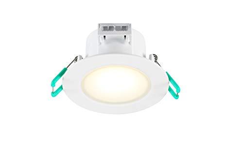 Foco LED empotrable – Foco LED – Foco empotrable – Foco LED interior empotrable – LED foco – LED empotrable – Start Spot 580 LM IP65 4000 K Ø87 Ángulo 100°