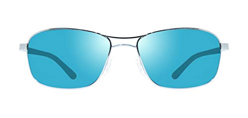 Gafas de Sol Revo CLIVE RE 1154 Gunmetal/Revo Ho Blue 58/17/140 hombre
