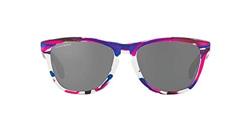 Oakley FROGSKINS Kokoro - Gafas de sol, color blanco y negro