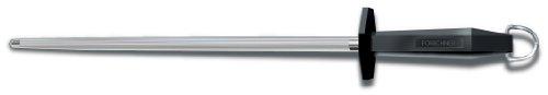 Victorinox 7.8991.8 Honing Steel Black Plastic Handle, 14 inch