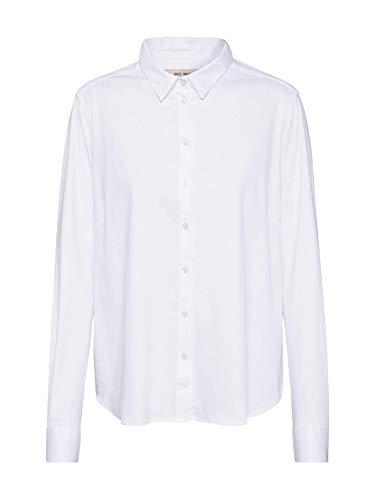 MOS MOSH Tina Jersey Shirt Weiss - M