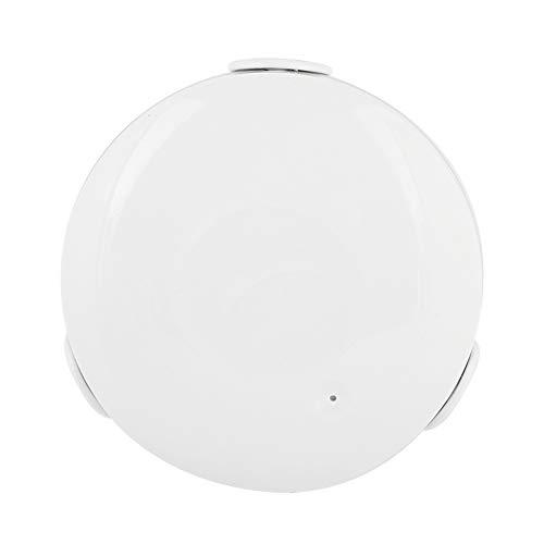 Sensore di Perdita d'acqua Intelligente WiFi, Allarme Rilevamento Livello Acqua Wireless, App Spinge...