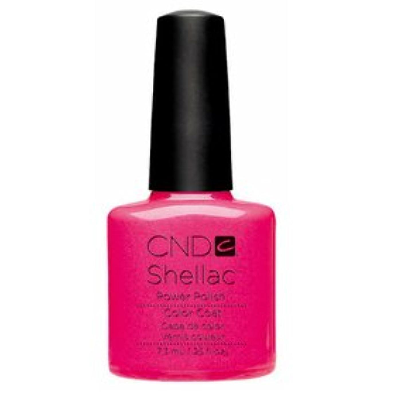 ランドマーク休眠平等★CND シェラック UVカラーコート 7.3ml<BR>506 ピンク